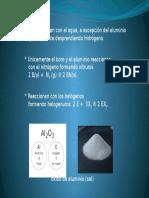 Presentacion aluminio
