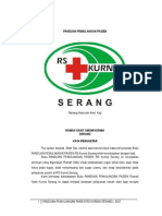 Pedoman Rencana Pemulangan Pasien