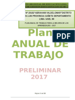Pat Preliminar 2017 I.E. 20182 Abraham Valdelomar