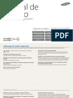Samsung DV150F - Manual Do Usuário