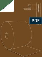 Consumibles. Catálogo Profesional de Hostelería 09/10. Grupo CRISOL
