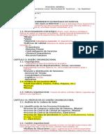 Indice Organizacion 3er Parcial