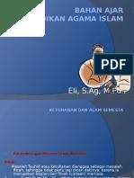 Bahan Ajar Agama Islam
