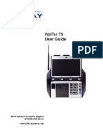 WalTer T6 2014 R1 User Guide 102014