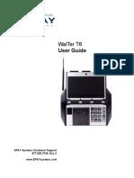WalTer T6 2014 R1 User Guide 102014