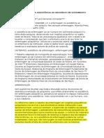 A ENFERMAGEM NA ASSISTÊNCIA AO INDIVÍDUO EM SOFRIMENTO PSÍQUICO.docx