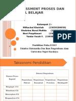 Taksonomi Pendidikan
