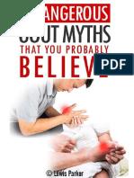 4 DANGEROUS Gout Myths by Lewis Parker (The Gout Code™)