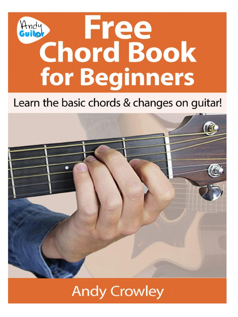 Andy Guitar Chord Bookpdf Guitars String Instruments