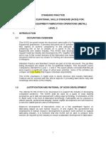 6. Standard Practice (SP)