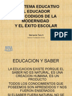 Bernardo Toro Los Codigos de La Modernidad2