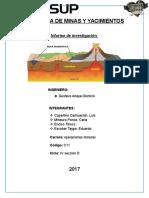 Informe de Yacimientos