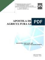 Apostila de Agricultura Geral - UNESP.pdf