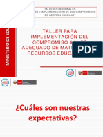 Ppt Compromiso 6 Uso Materiales