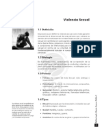 MED.legaL II. Capitulo 1. Violencia Sexual
