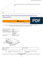 MID 136 PSID Freno de Ruedas Mecanico