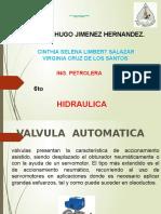 valvula automatica