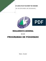 REGLAMENTO-POSGRADO