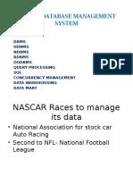 Unit III Database Management System