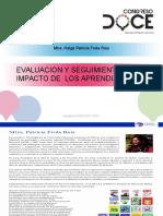 Presentacion Paty Frola Taller Congreso DOCE