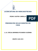 Prevencion de Accidentes en Casa