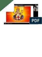 Mooladhara - Ganesha as Ketu