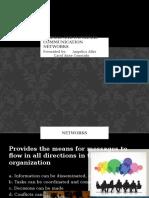 Formal and Informal Communication Networks COMPLETE