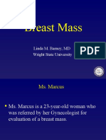 Breast Mass - Benign Fibroadenoma.ppt