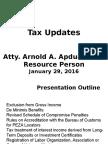Tax Update-.ppt