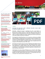 Newsletter Regions and Climate Change Edition XI