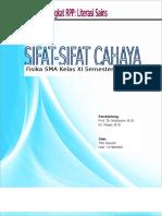 Contoh RPP Literasi Sains