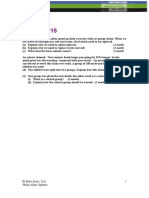 AQA Biology 3 Extra Questions lalala