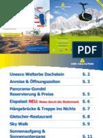 Sommerfolder Dachstein 2016 Web