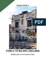 Structuri Din Zidarie - Modele de Calcul Structural