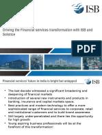 Solstice Financial Services Value Proposition