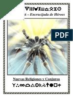 Rune Quest - Nuevas Religiones y Conjuros