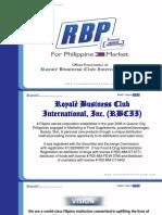 Royale Business Presentation 09202016