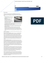 Industrial Wastewater Treatment Processes