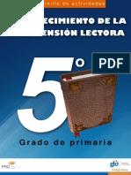 lecturas 5 Grado Primaria.pdf