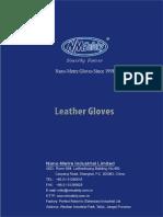 Nano-Metre Leather Glove