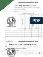 Fichas de Evaluacion Ok