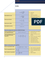 9 Indice de Formulas