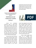 Indonesia Dalam Kubangan Kartel Pangan