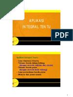 Kalkulus 3 Aplikasi Integral Tentu_DMM