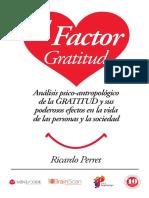 Perret Ricardo - El Factor Gratitud