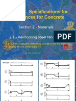 ACI 117 - Specifications for Tolerances for Concrete
