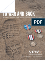 VFW To War and Back