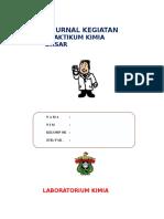 Jurnal Praktikum Kimia Dasar