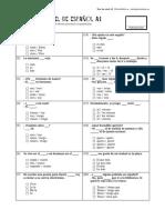 Ejercicios - A1 test profedeele.pdf