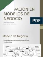 Innovación en Modelos de Negocio